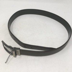 KENNETH COLE REACTION BROWN LEATHER BELT S